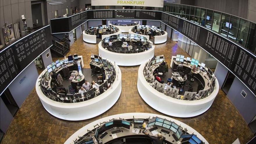 La Bolsa de Fráncfort sube un 0,76 por ciento en la apertura