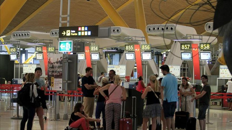 Los españoles aumentaron un 5 % sus vuelos durante este verano, según eDreams