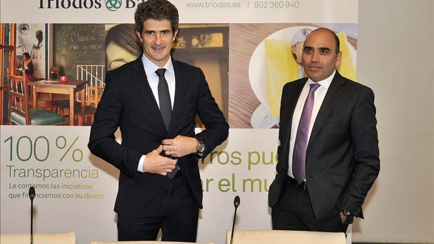 La banca ética crece un 16 % en España y ya suma casi 190.000 clientes
