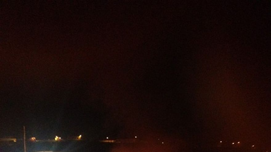 Del incendio en Lomo Verdejo #2