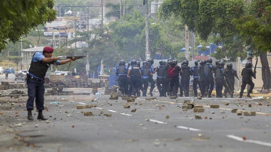 Asciende a 154 el número de muertos por la crisis de Nicaragua
