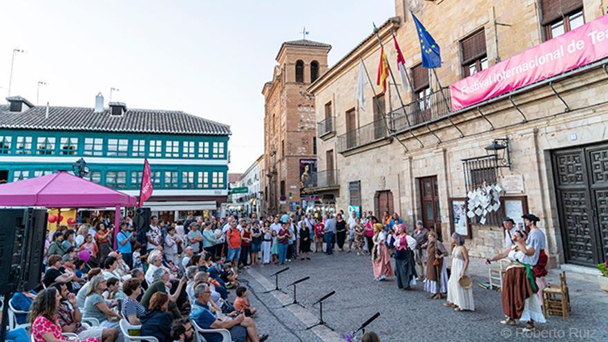 Almagro, Plaza Mayor