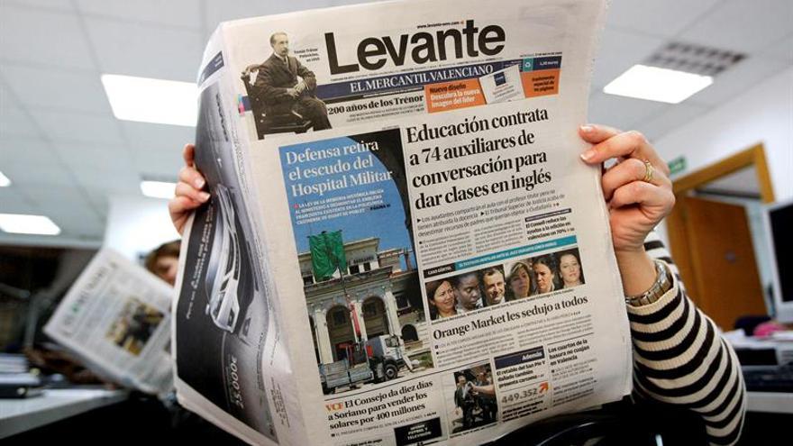 La prensa en 2015: más lectores y publicidad pero menos ejemplares vendidos