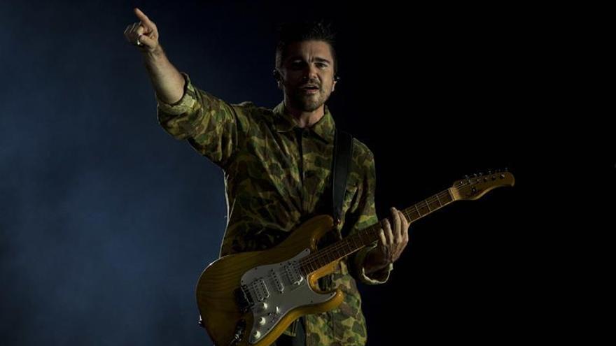 Juanes dice que las candidaturas al Grammy Latino honran un álbum con mucho arte