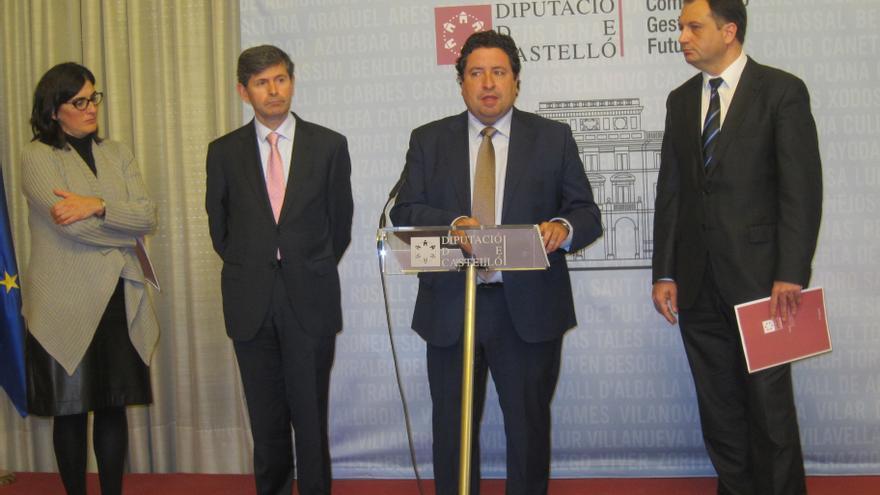 Diputación Castellón dice que no le preocupa que el aeropuerto se utilice para otros usos pero sí que no lleguen aviones