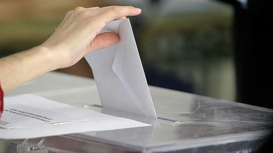 Urna electoral / Foto: EFE