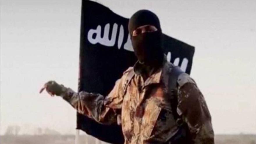 Un terrorista del Estado Islámico
