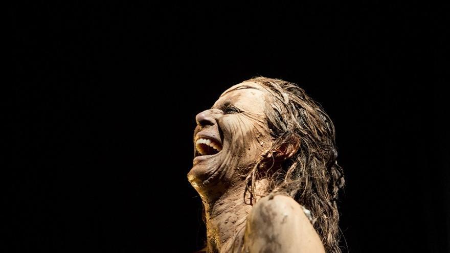 Aitana Sánchez Gijón considera a Medea como uno de los mejores papeles de su carrera.