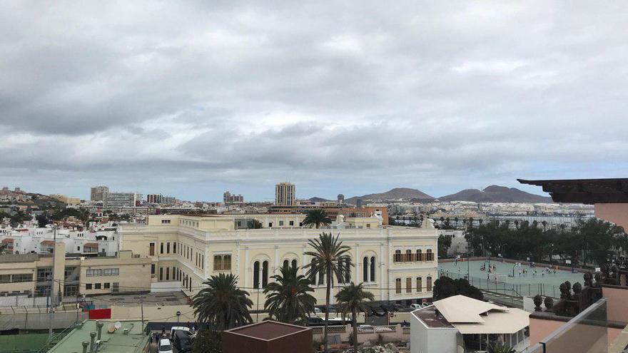 Vistas desde el hotel Santa Catalina.