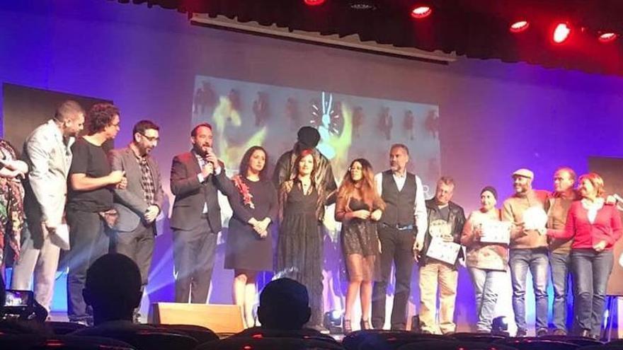 Entrega de premios y clausura del Festival.