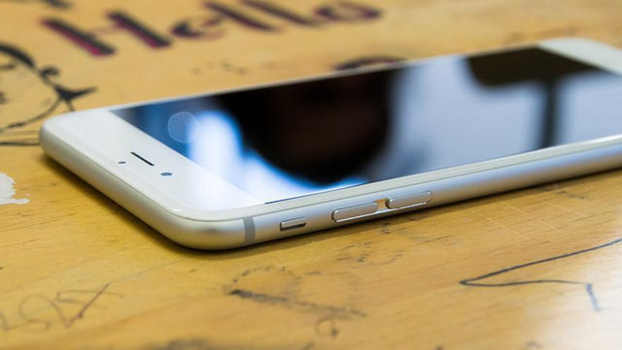 El iPhone 6 posee 16 gigas de memoria