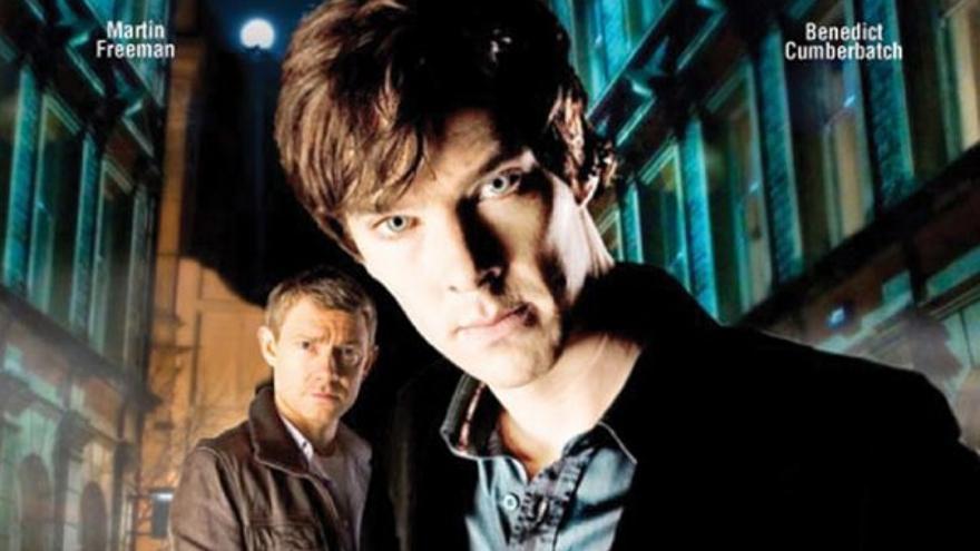 Imagen del piloto inédito de 'Sherlock'