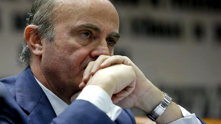De Guindos dice que ninguna entidad ha tenido tanta transparencia como Bankia