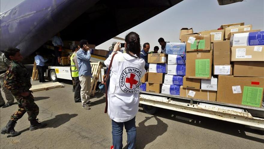 Una funcionaria tunecina de la Cruz Roja, secuestrada en la capital yemení