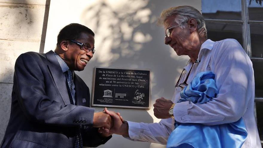 Herbie Hancock destaca en La Habana el papel del jazz para conectar culturas