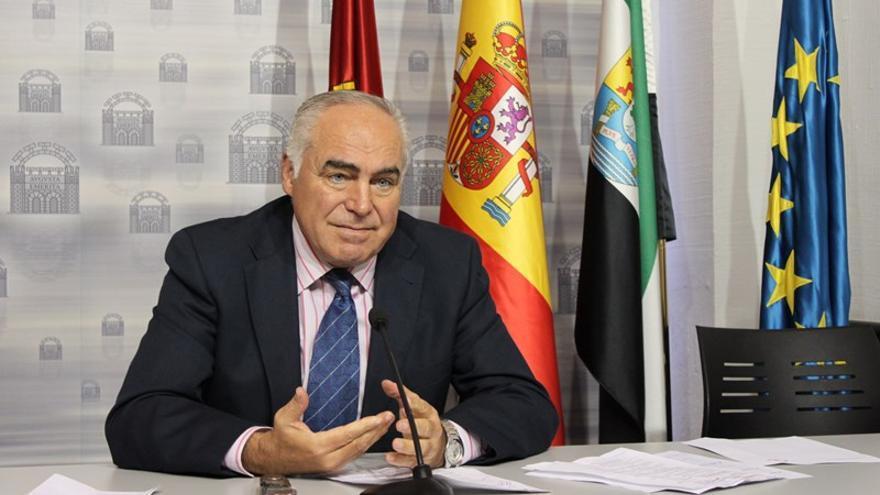 Pedro Acedo, alcalde de Mérida.