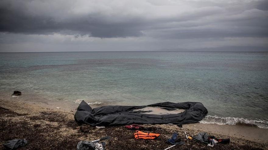 Diversas organizaciones piden un refuerzo en la búsqueda y rescate de los refugiados / Olmo Calvo