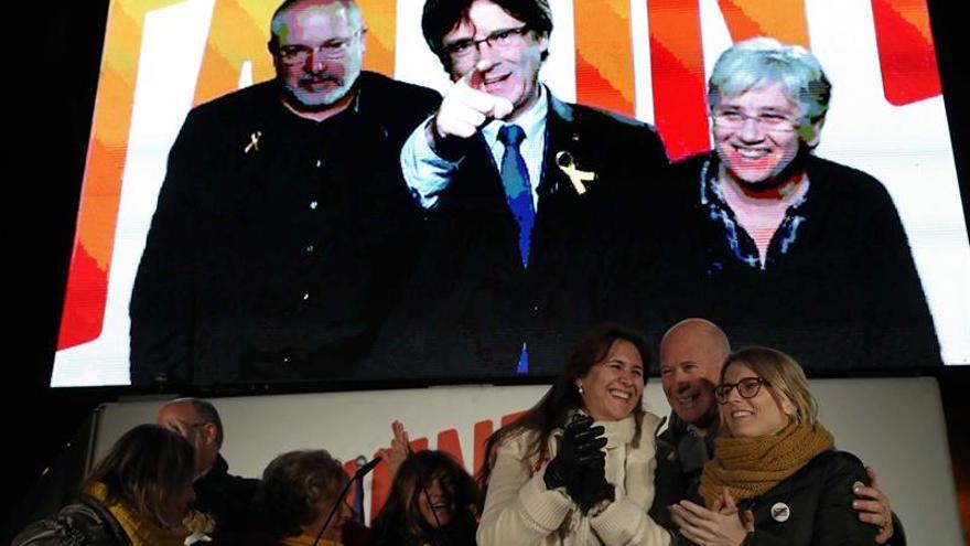 Cuatro diputados de JxCat y ERC en Bélgica sopesan renunciar a su escaño