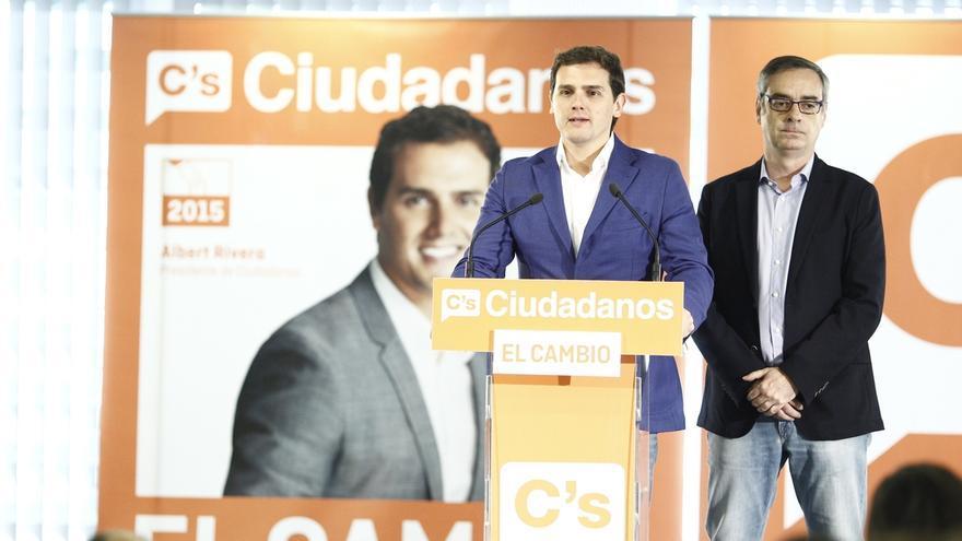 Rivera espera que el PSOE de Andalucía haya entendido el mensaje de la ciudadanía y recapacite