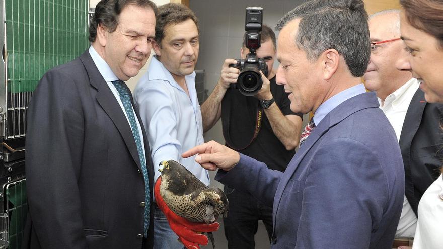 García-Borregón y Agustín Hernández