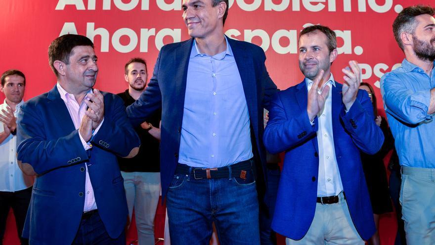 Pedro Sánchez participa este martes en actos de precampaña en Huelva y Cádiz