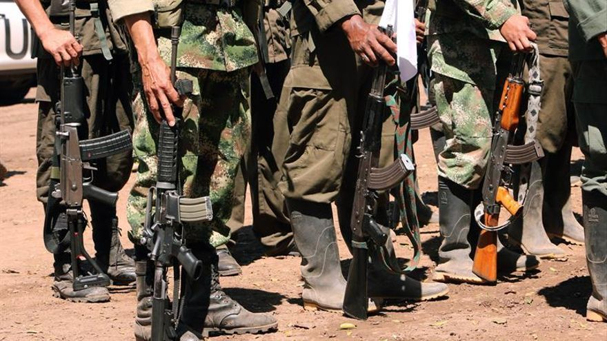 Disidencias de las FARC asesinan en Colombia a cuatro líderes campesinos