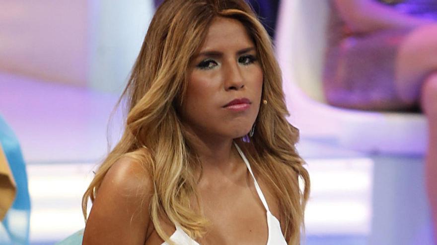 Chabelita Pantoja anuncia demandas tras negar su embarazo