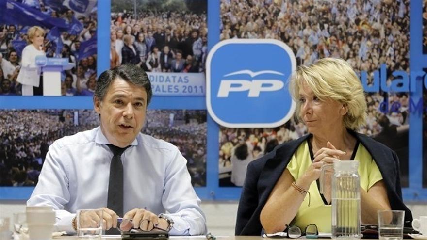González y Aguirre, llamados a comparecer el 23 de marzo en la Comisión de Corrupción por el Campo de Golf del Canal