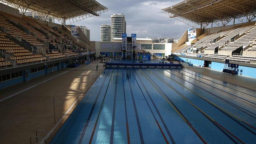 Arrestan a un constructor por supuesto fraude en un estadio de los Juegos Olímpicos