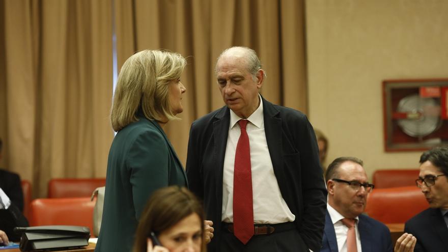 Los grupos ven acreditado el uso político de Interior con Fernández Díaz y buscan un acuerdo de mínimos al margen del PP