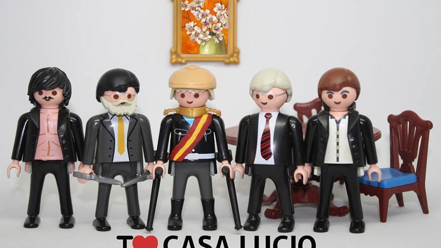 I love Casa Lucio