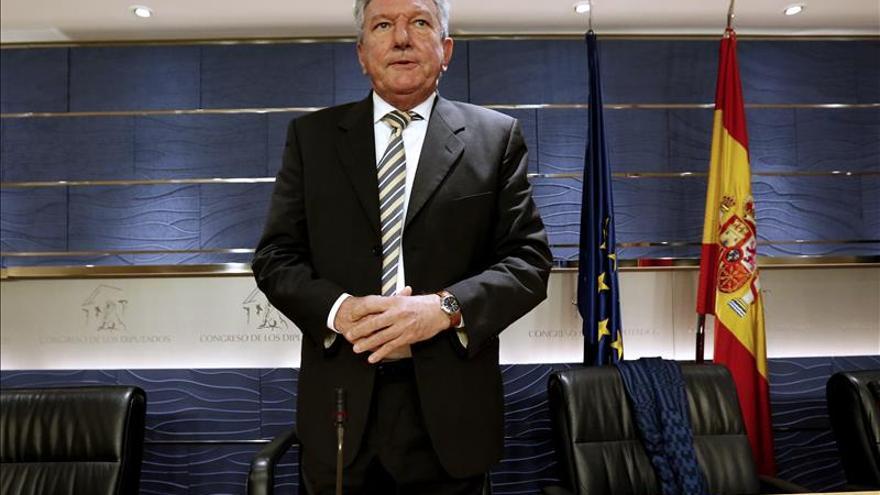 Pedro Quevedo ratificará a Felipe VI el apoyo de NC a un gobierno alternativo