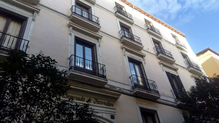 Vista del Palacio de la Infanta Carlota   SOMOS MALASAÑA