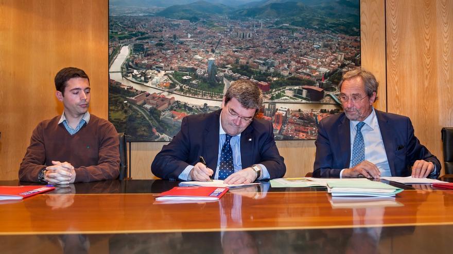 Bilbao Ría 2000 firma la venta por 31,4 millones de una parcela en Garellano para construir viviendas