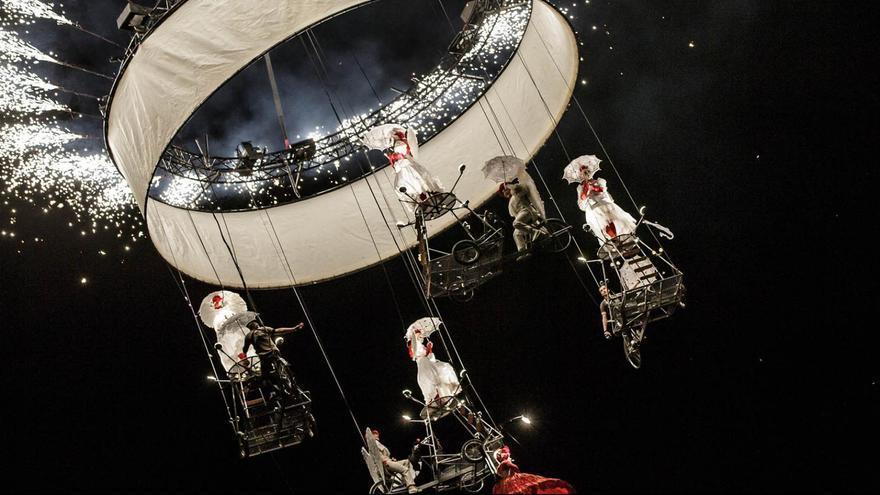 'Pedaleando hacia el cielo', de Theater Tol.