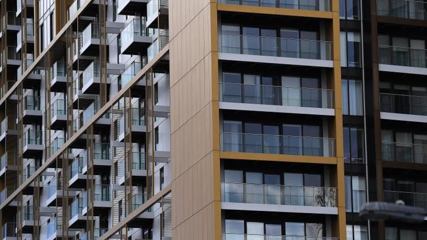 La subida del precio de la vivienda se desacelera en el primer trimestre