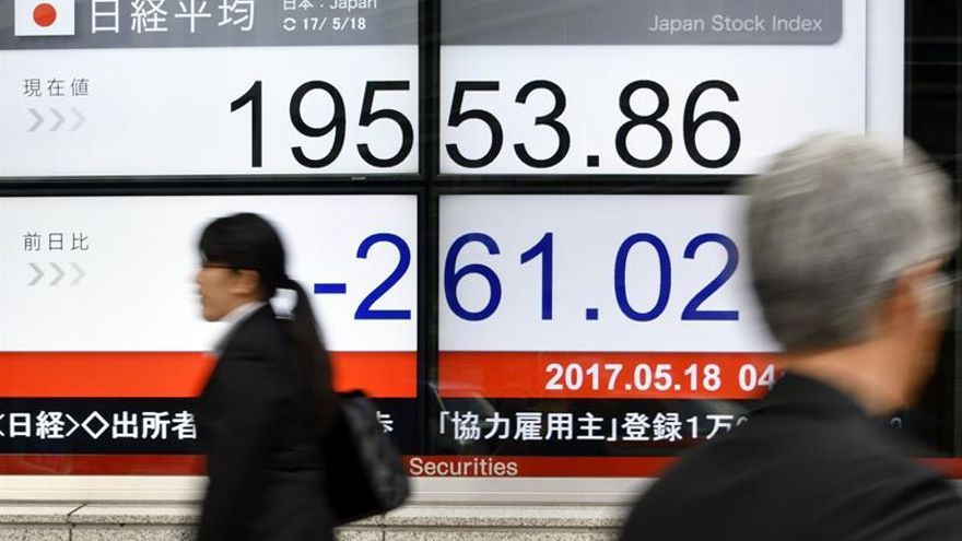 La Bolsa de Tokio abre con un avance del 0,11 por ciento