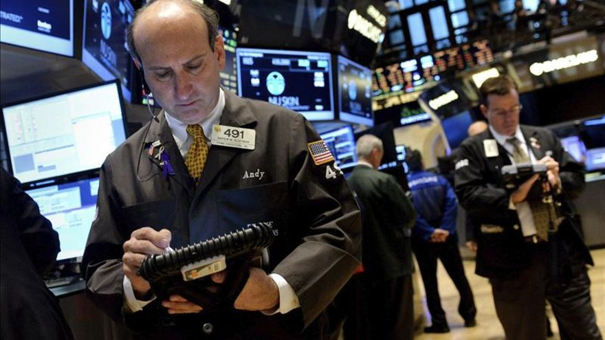 Wall Street abre con alzas moderadas y el Dow Jones sube un 0,17 por ciento