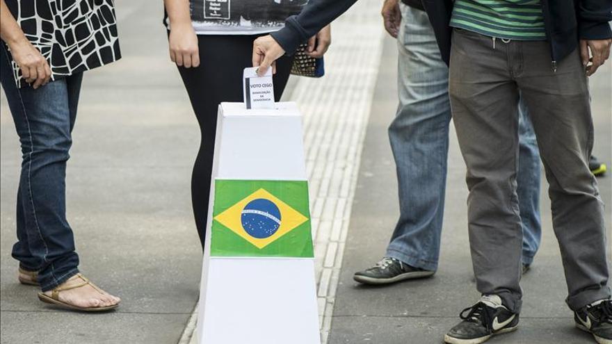 Mujeres son 30,9 por ciento de candidatos en elecciones en Brasil y negros el 44,2 por ciento