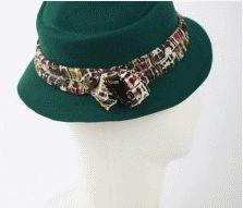 Cabeza de Calabaza: cualquier sombrero o tocado que puedas imaginar en la calle La Palma