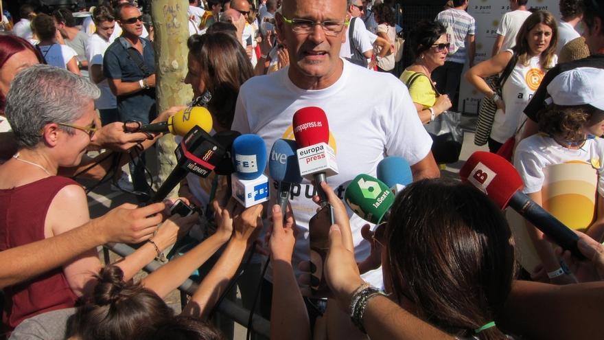 """Romeva apela a la """"radicalidad democrática"""" para culminar la independencia"""