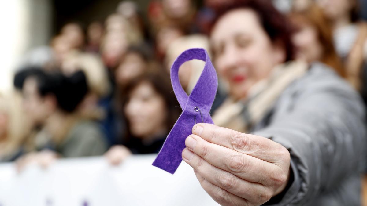 Caen un 10 % las denuncias de violencia machista en el primer trimestre de 2020