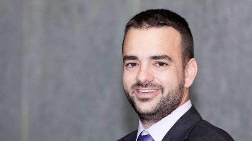 Aarón Afonso (PSOE)  será el consejero de Presidencia, Justicia e Igualdad del Gobierno de Canarias