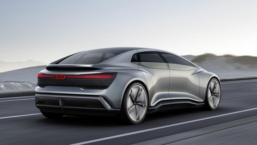 Audi Aicon.