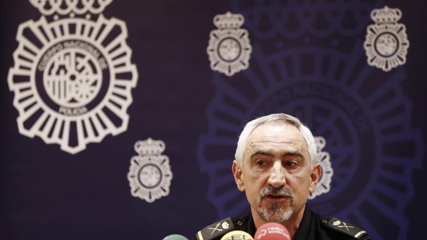 El hasta ahora jefe superior de la Policía en Navarra, Daniel Rodríguez López