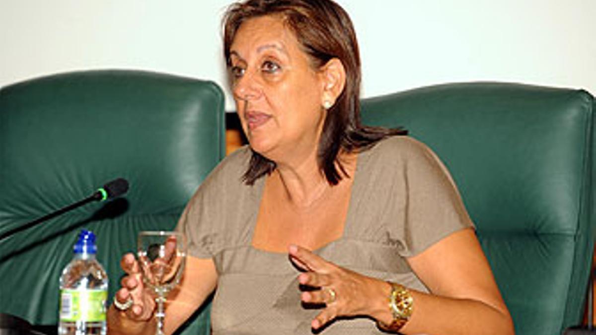 María Farnés. (CANARIAS AHORA)