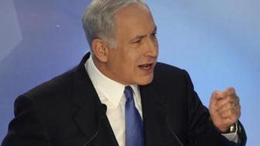 Benjamin Netanyahu. (EUROPA PRESS)