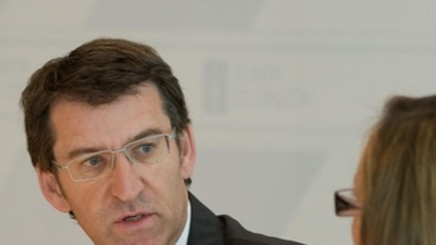Feijóo Preside El Consello De La Xunta