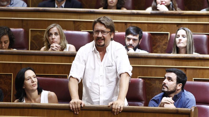 Unidos Podemos-En Comú quiere que el Congreso encargue al CGPJ un protocolo de actuación ante ataques a su independencia