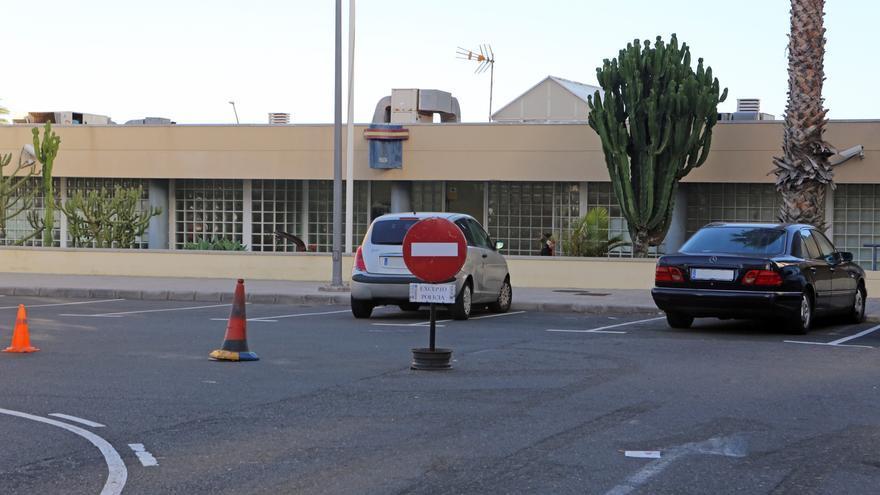 Comisaría de la Policía Nacional en Las Palmas de Gran Canaria
